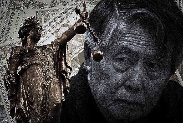 Alberto Fujimori todavía le debe más de S/51 millones al Estado
