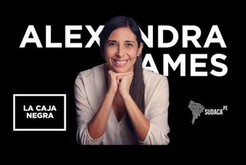 Alexandra Ames - Sudaca.Pe
