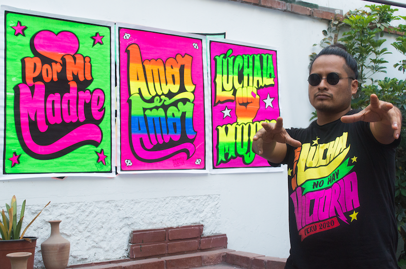 Bidkar Yapo y su Nación Chicha: El emprendedor que revaloriza la cultura popular