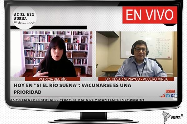 César Munayco: «Ya se está trabajando en protocolo para tercera dosis»