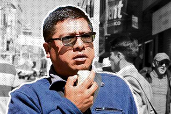 Habla César Tito Rojas, el cuestionado visitante de la PCM