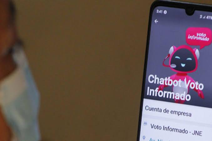 ¿En qué forma puede un 'chatbot' ser de utilidad para un negocio?