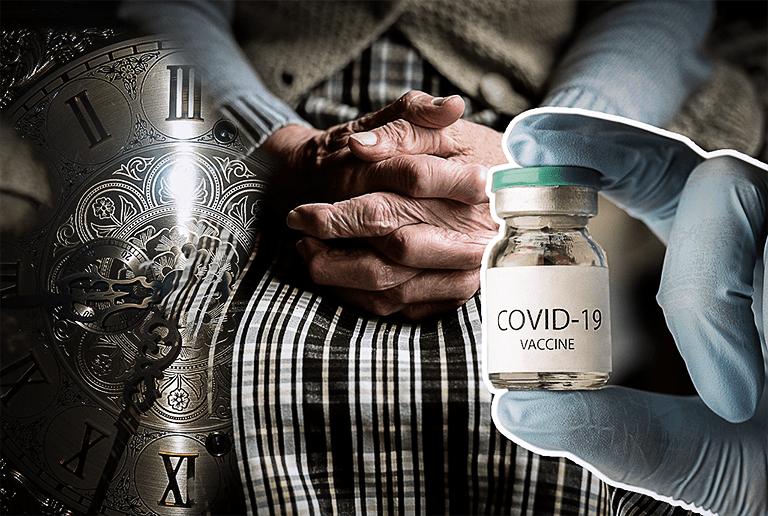 Abuelos en vilo: regiones sin dosis y problemas en la vacunación de los adultos mayores