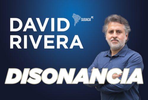 David Rivera - Sudaca.Pe