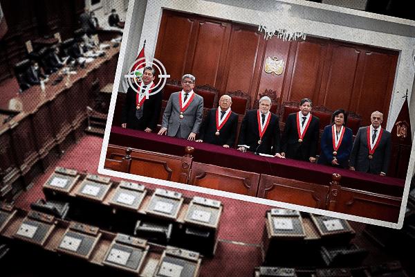 Objetivo Espinosa-Saldaña: los últimos manotazos para cambiar el TC