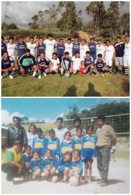 Equipos de futbol de Pedro Castillo