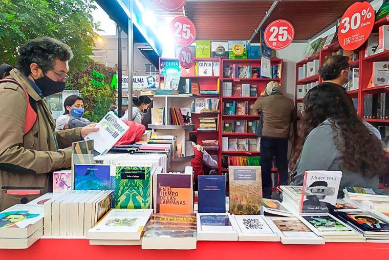 Feria del Libro: 5 libros para emprendedores
