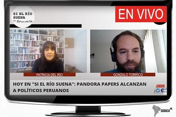 Gonzalo Torrico y Patricia del Río