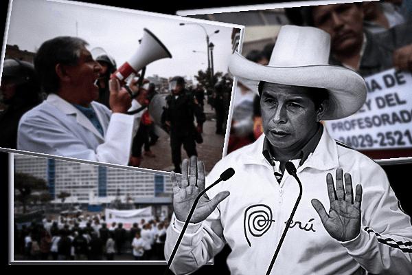 Gremios Pedro Castillo Perú Libre
