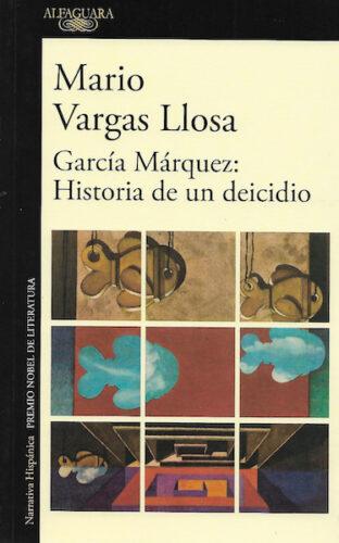 Historia e un deicidio - Mario Vargas Llosa