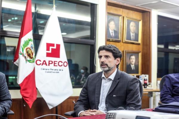 """Jorge Zapata: """"La Asamblea Constituyente sería un retroceso para la economía"""""""