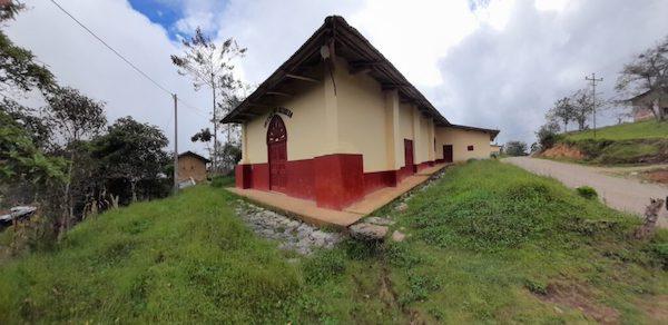 Iglesia del Nazareno-Chugur