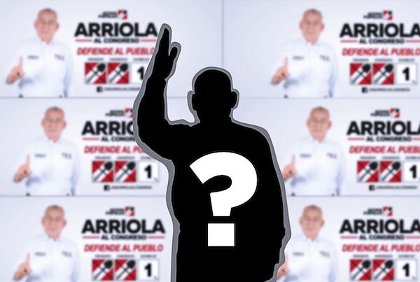 José Arriola: Las sospechosas movidas políticas del desconocido N°1 al Congreso de Acción Popular