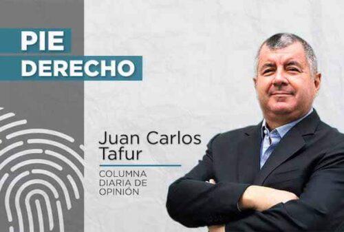 Juan Carlos Tafur -Columna