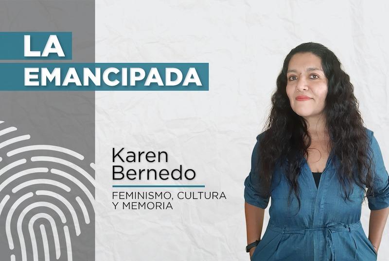 Karen Bernedo - Sudaca.Pe