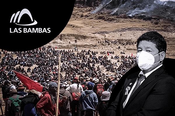 Las Bambas: El factor Bellido y la postergación de un conflicto decisivo