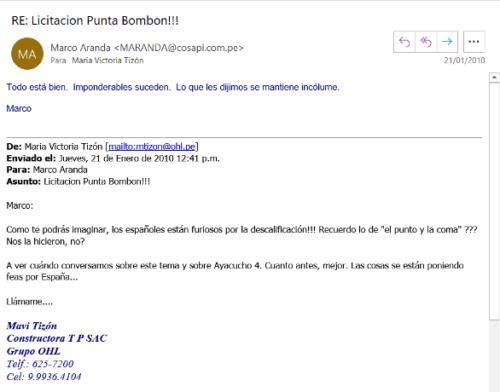 Licitación Punta Bombom 3