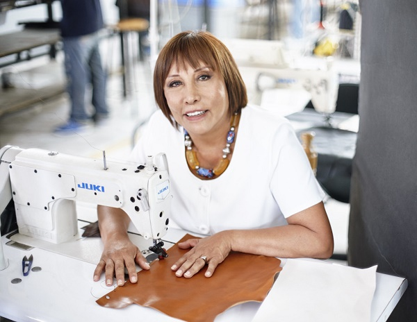 Marina Bustamante - fundadora Renzo Costa