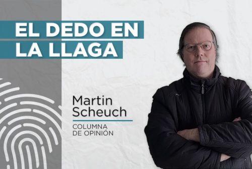 Martin Scheuch - Sudaca.Pe