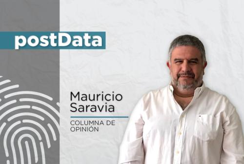 Mauricio Saravia - Sudaca.Pe