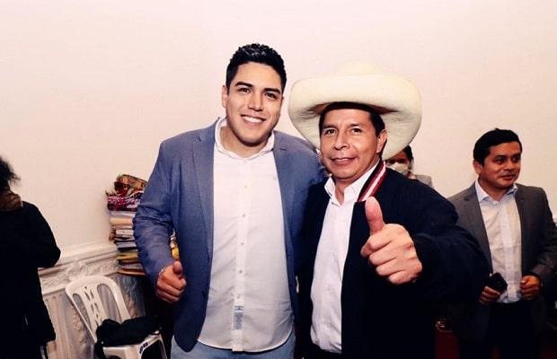 """Mauro Gonzales, directivo de Radio Latina: """"Continúo asesorando al presidente de manera externa"""""""
