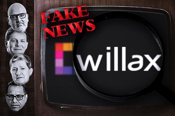 Las peligrosas mentiras de Willax TV durante la pandemia