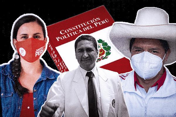 Se cocina la Nueva Constitución: el acuerdo entre Perú Libre y Juntos por el Perú