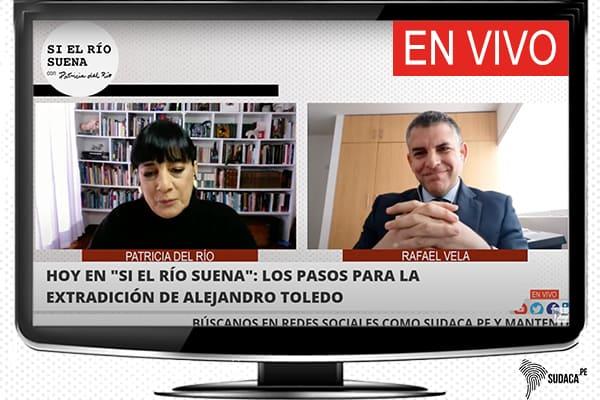 Patricia del Rio y Rafael Vela