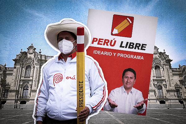 """El nuevo plan de gobierno de Pedro Castillo: el ideario de Vladimir Cerrón, pero """"fortalecido"""""""