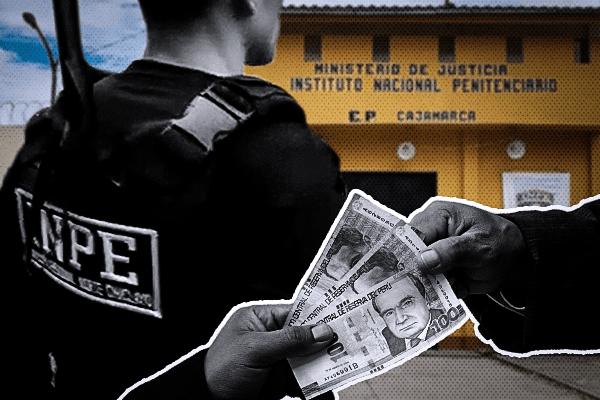 """""""Aquí tienes que pagar diario y semanal"""": la corrupción de los agentes del INPE en Cajamarca"""