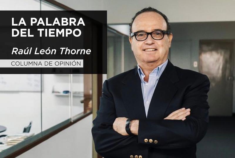 Raúl León Thorne - Sudaca.Pe