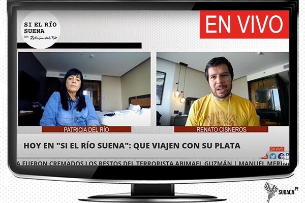 Renato Cisneros - Entrevista