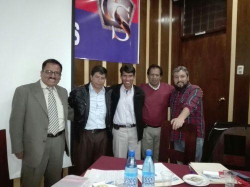 Reunión Pedro Castillo