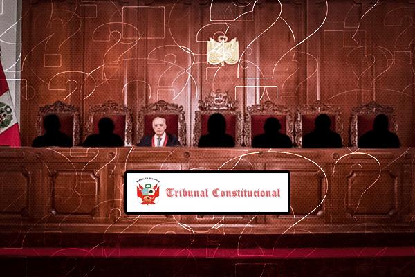 El dudoso Tribunal Constitucional que se cocina en el Congreso
