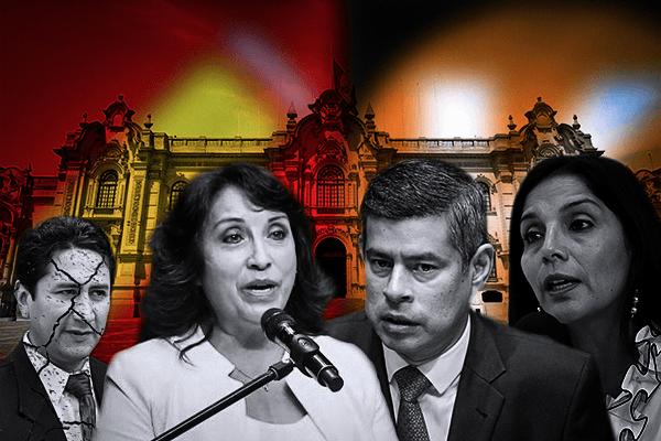 Estos son los llamados a asumir si el Congreso se trae abajo a Fujimori o Castillo