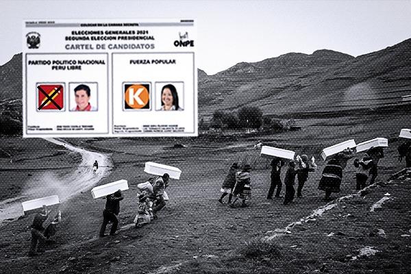 La 'paradoja' del voto ayacuchano: la región que votó cantando Flor de Retama