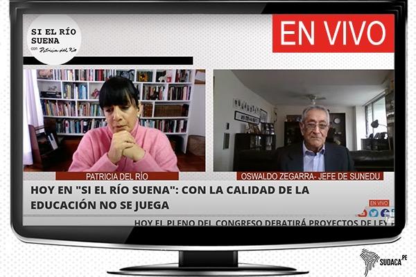 """Oswaldo Zegarra: """"Los vaivenes políticos pueden afectar a la SUNEDU"""""""