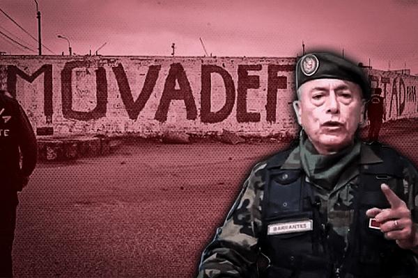 """""""El Movadef no es una amenaza"""": habla el encargado de la transferencia de Perú Libre para el Ministerio de Defensa"""