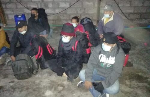 bunker migrantes