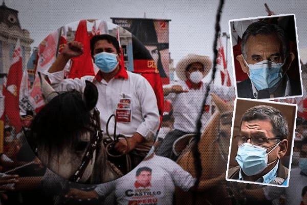 ¿Cerrón sigue mandando?: la sombra que impide la moderación del plan de Castillo