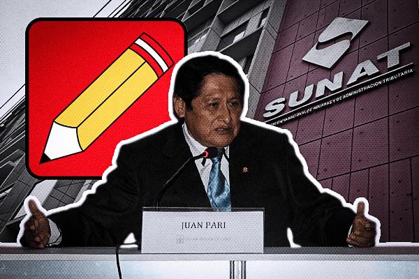 Perú Libre: este es el 'Plan Pari' para reestructurar la Sunat y cobrar más a las grandes empresas