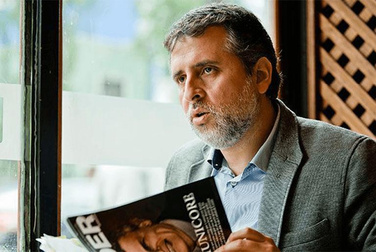 """David Rivera: """"Rafael López Aliaga es el candidato más peligroso de todos"""""""
