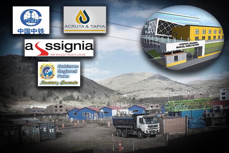 Indignación en Puno: hospitales estancados bajo sospechas de corrupción