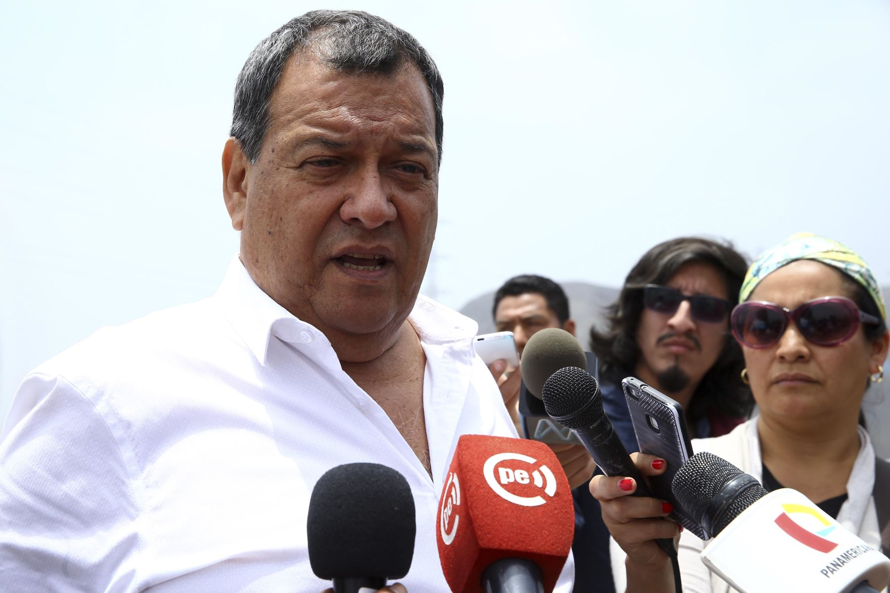 """Jorge Nieto: """"Militar en un partido solamente para ser candidato es una impostura"""""""