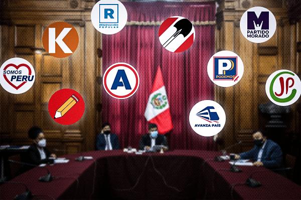 Choque asegurado: así se negocian las comisiones del Congreso