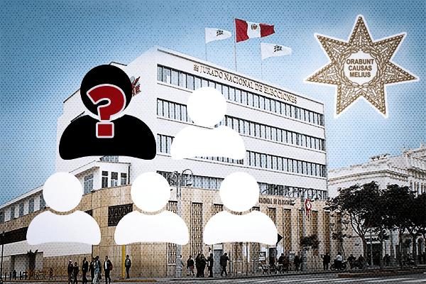 Fuego cruzado: El caos interno que explica por qué el Colegio de Abogados no tiene un representante en el JNE