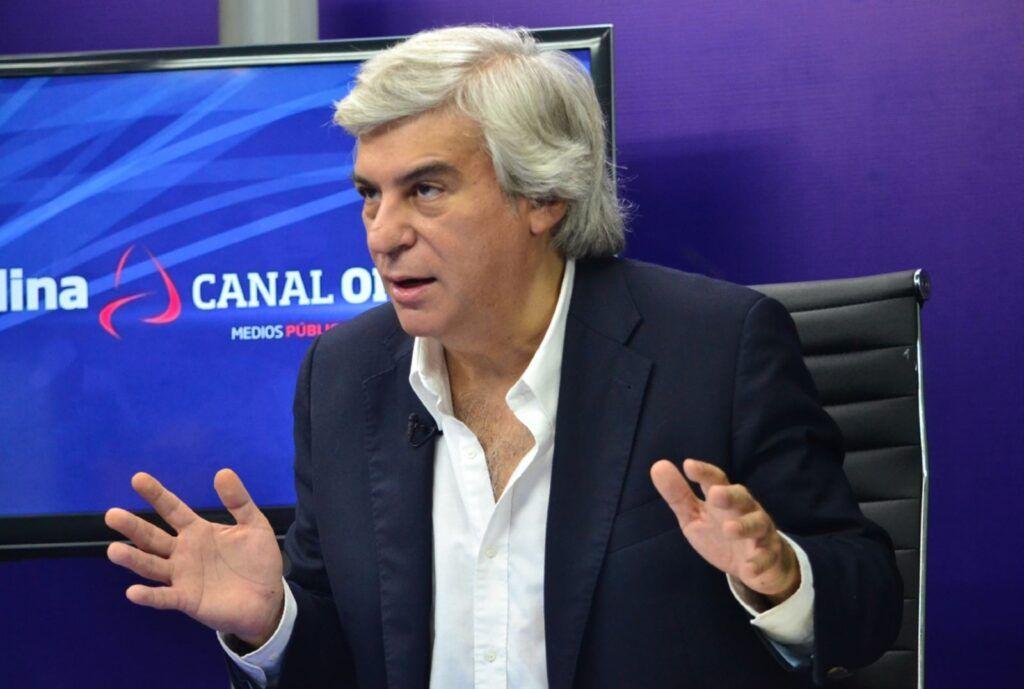 """Olivera: """"¡Qué Alan García! Mi trayectoria en el Parlamento usted la puede ver"""""""