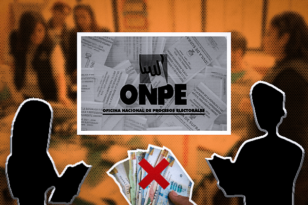 La política de la yuca: decenas de personeros de Fuerza Popular exigen los pagos que se les prometieron