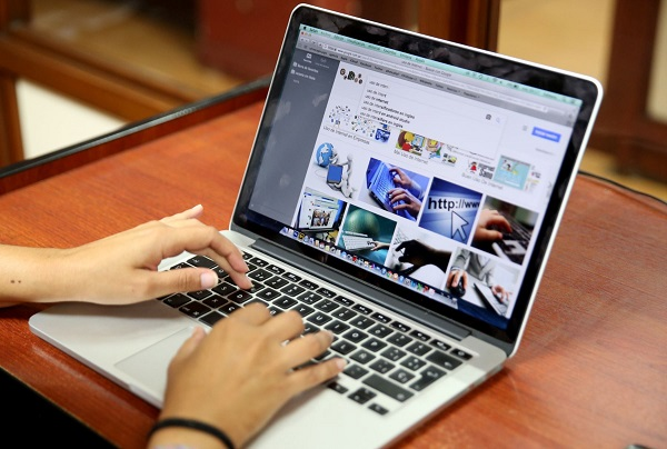 redes sociales y profesionales