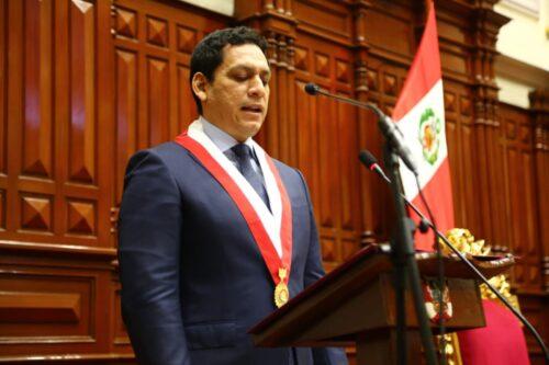 Luis Valdez, alfil de APP, busca la exposición según fuentes parlamentarias (Foto: Andina).